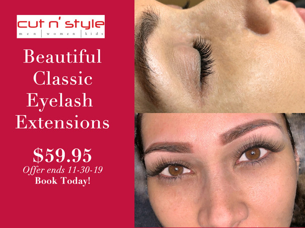 We Now Offer Eyelash Extensions, Microblading and Micropigmentation. Be Beautiful, all the time! Eas