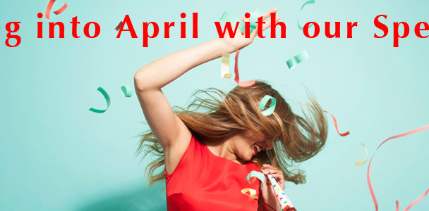 Spring into April with Our Specials at CutNStyle Salon