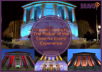 Outside Looking In: The Power of the External Event Experience