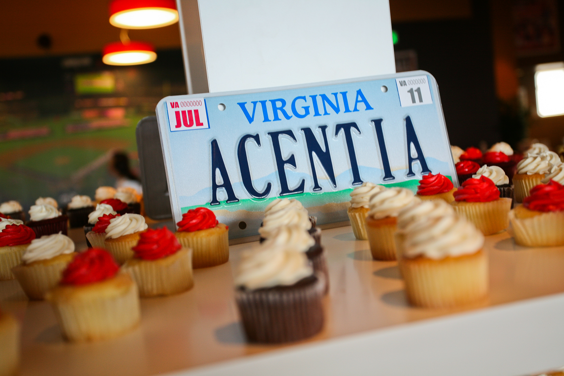 Acentia Brand Launch