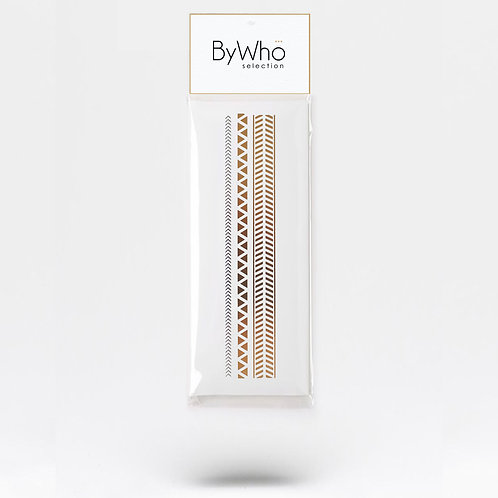 Bracelet Silver & Gold