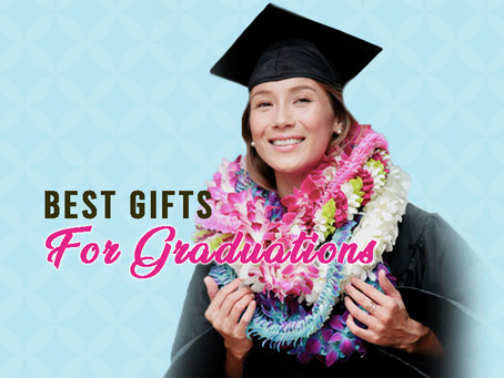 Best Gifts for Graduations