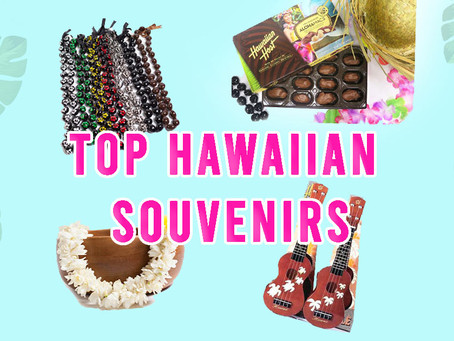 Top Hawaiian Souvenirs