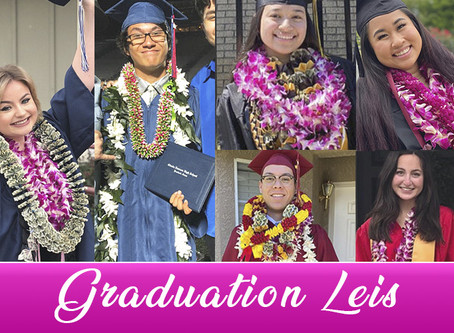 Top 5 Graduation Leis Trends