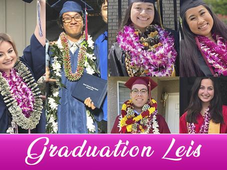 Top 5 Graduation Leis Trends