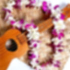 Purple and White Single Orchid Lei.jpg