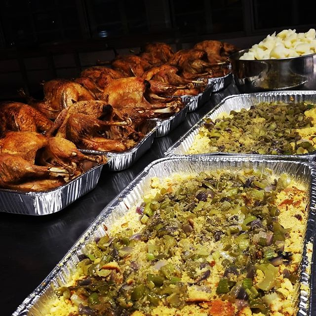 Holiday Event Catering