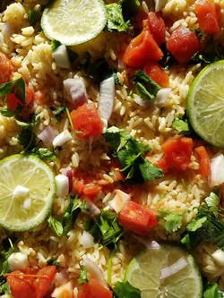 Spanish Rice_#ChefArt