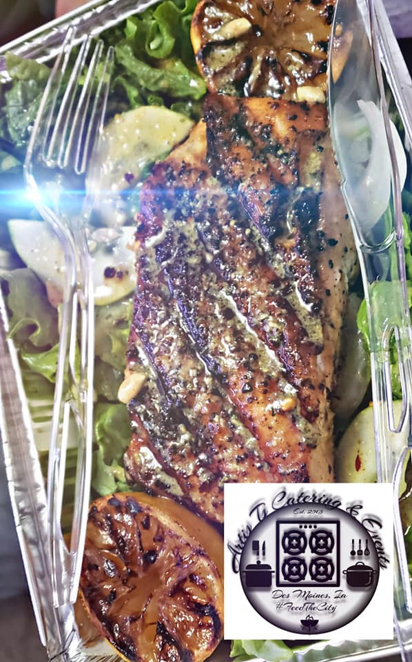 Grilled Salmon Meal Plan