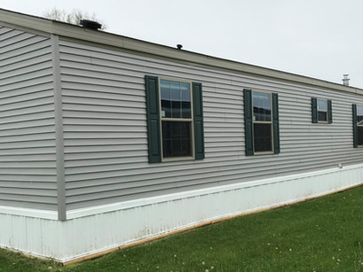 mPark Homes Brings Two Brand New Manufactured Homes to Portage