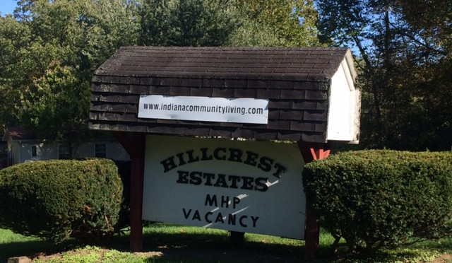 mPark Homes Has Acquired the Hillcrest Mobile Home Park in Wabash, Indiana
