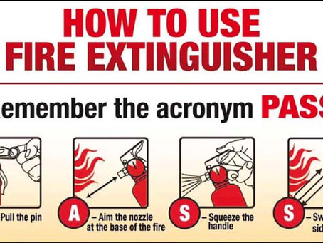 Tuesday Fire Safety Tips