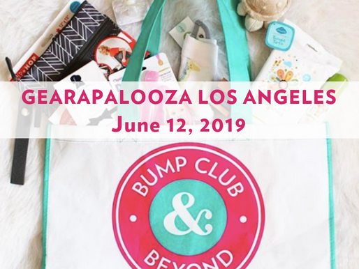Gearapalooza Event for Expectant and New Mamas