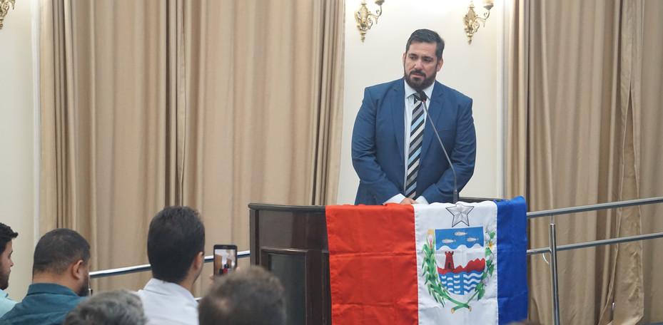 Entrega do Título de Cidadão Alagoano