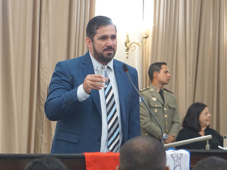 Leonardo Dias quer reduzir recesso parlamentar da Câmara de Maceió