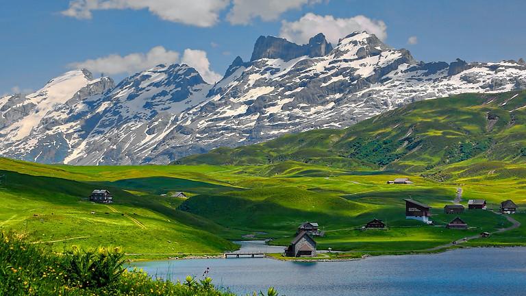 Sarvamangala Mountain Retreat near Grindelwald Switzerland