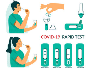 You can still sign your student up for easy on-site rapid COVID testing!