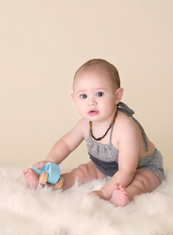 6 month sitter session
