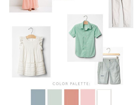 What to Wear {Spring and Summer}