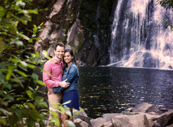 Engagement Waterfalls