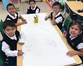 Rowe Elementary Students (Kindergarten).