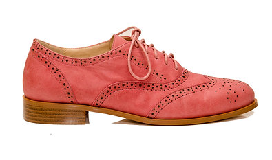 Valletta Coral Lace-up Brogues