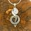 Thumbnail: Snake - 925 Sterling Silver Pendant