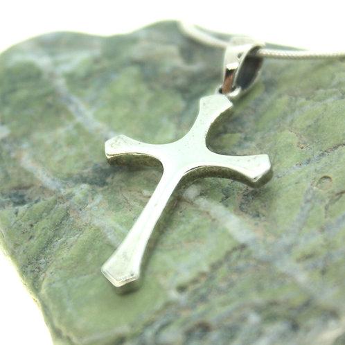 Cross - 925 Sterling Silver Pendant