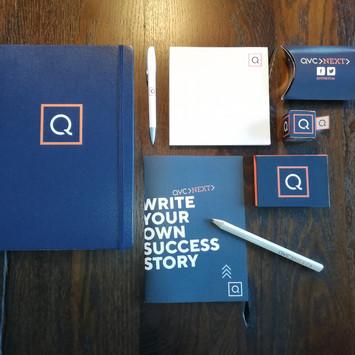 QVC NEXT / Advertising materials
