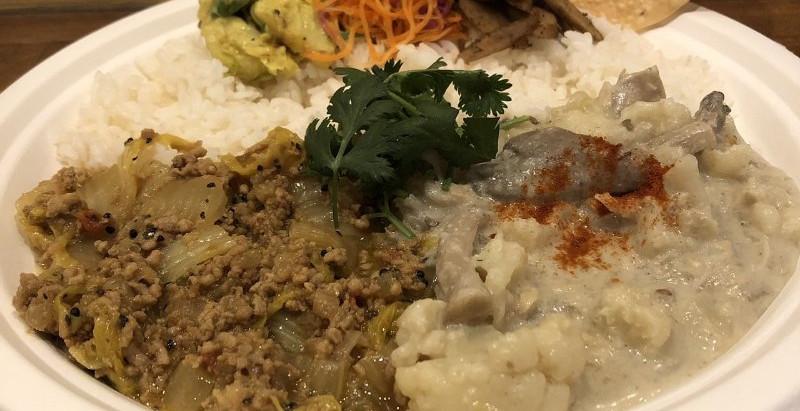 12/15(日) 冬の野菜たっぷりカレーとスパイスおかずのレッスン!