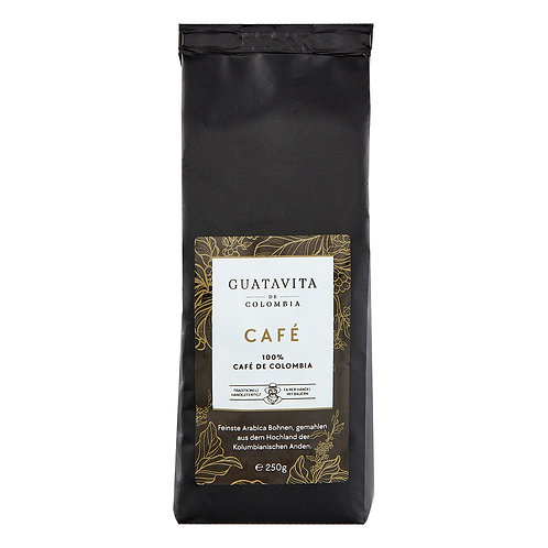 Hochland Arabica Guatavita 250g 100% Café de Colombia
