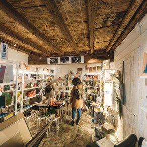 nb: notabene Books Design Art - Our Home in Turin, Italy