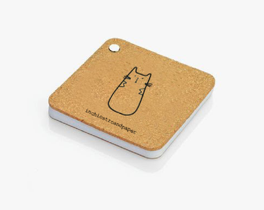 A cup of tea notepad