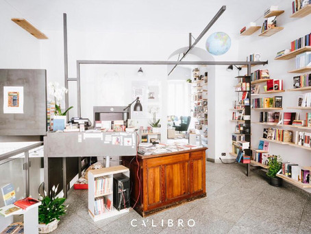 Ca' Libro, Our new Home in Turin, Italy