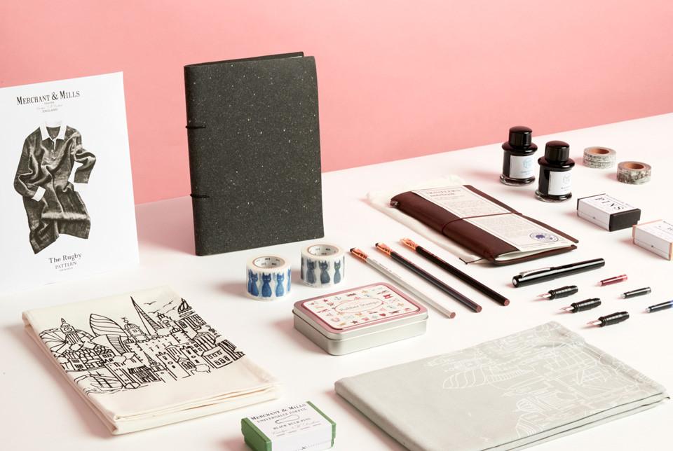 planner 2019, agende 2019, inchiostro and paper, cartoleria italiana, stationery shop london