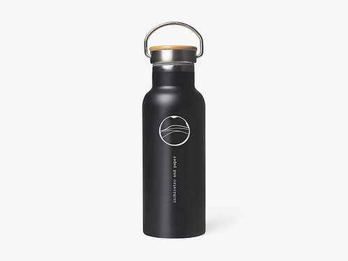 inchiostro and paper refillable bottle