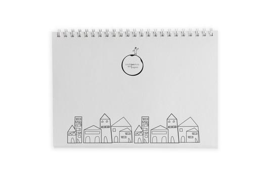 tiny houses sketchbook