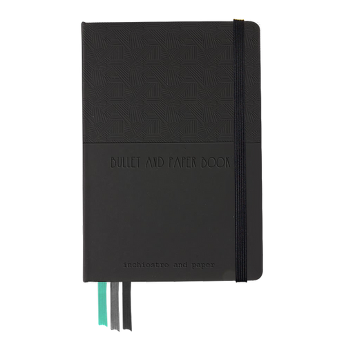Bullet and Paper Book - inchiostro and paper bullet journal