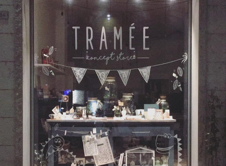 Tramée Concept Store - Our new Home in Verona