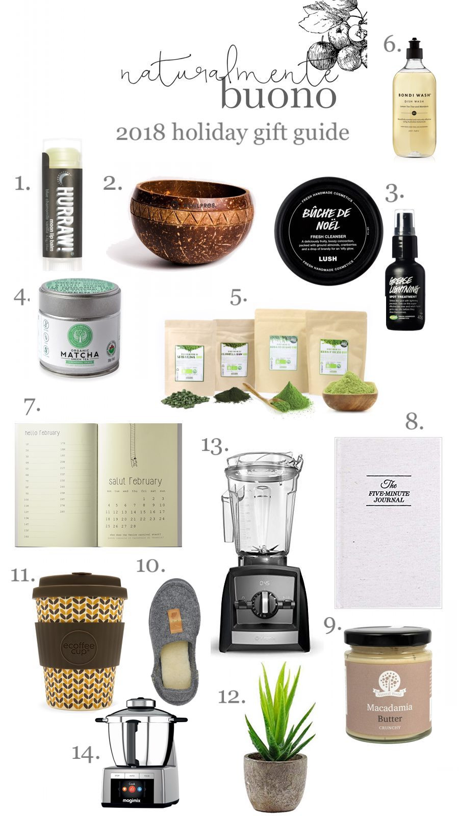 regali natale, holiday gift guide