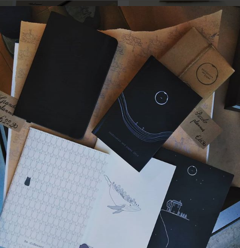 inchiostro and paper, agenda 2019, regali natale, stationery, trento, cartoleria italiana, made in italy