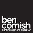 Ben Cornish | Lighting Camera Operator Logo