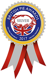 2017 British Pie Awards Silver Medal