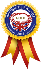 2017 British Pie Awards Gold Medal