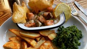 Fish Pie & Chips