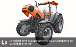 ccn agricole et btp