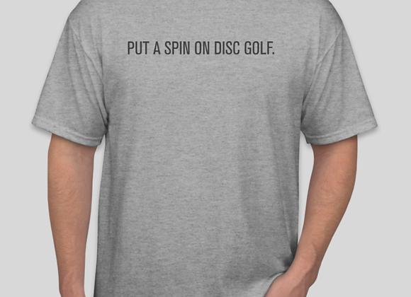 Men's Spin T-Shirt