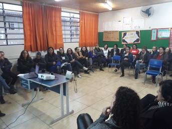 Defensoria Pública em Guarapuava desenvolve Projeto Lei Maria Da Penha nas Escolas