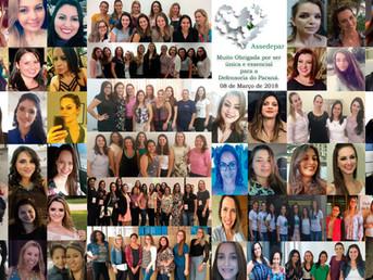 Dia Internacional da Mulher - 08/03/2018