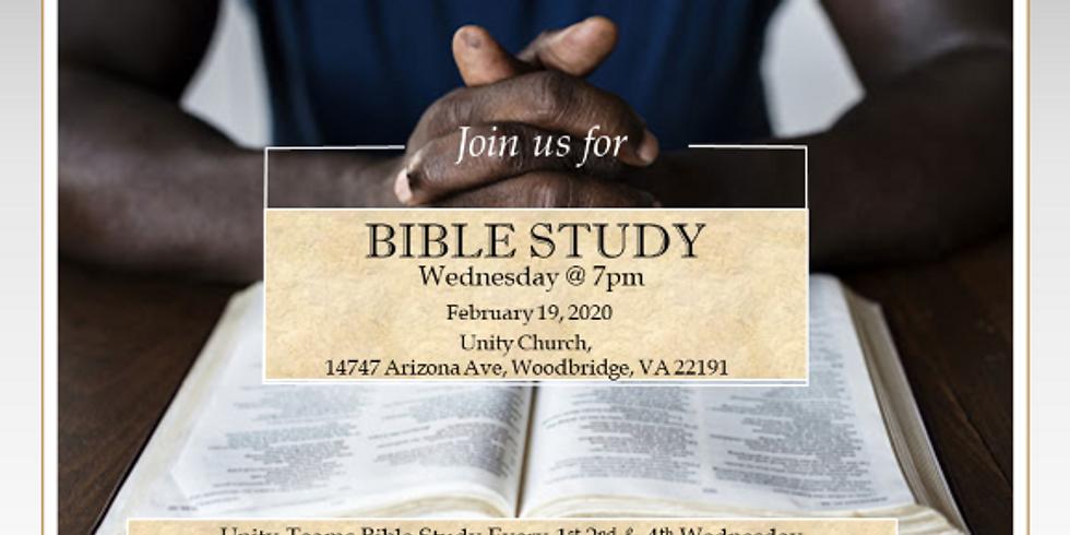 Unity Bible Study